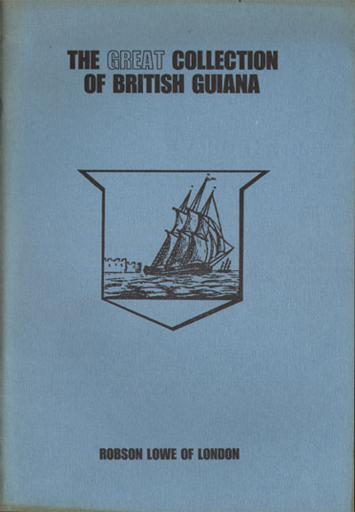 1970 (26 Mar) The Great coll. of Br Guiana.