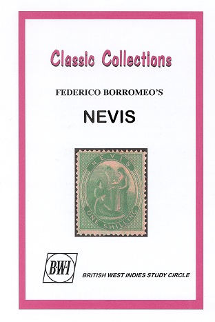 BORROMEO F. The philately of Nevis.