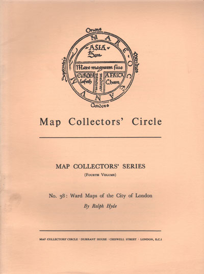 HYDE R. Map Collectors