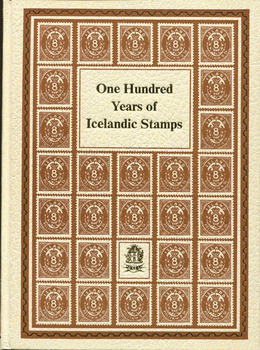 JONSSON J.A. One hundred years of Icelandic Stamps 1873 - 1973.