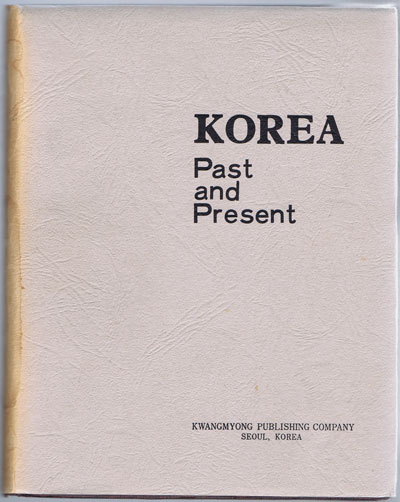 KOREA Korea. - Past and present.