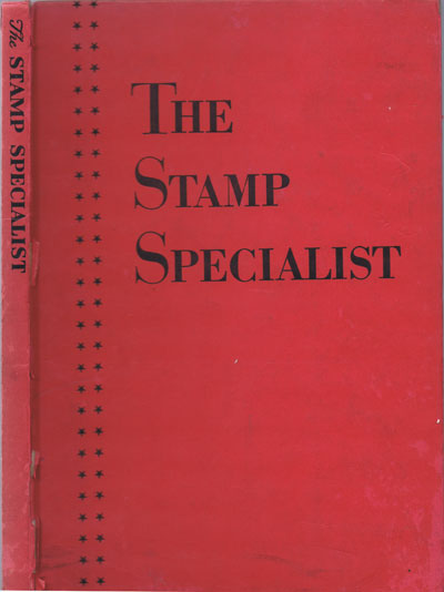 LINDQUIST H.L. The Stamp Specialist. - Red Book