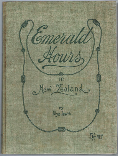 LOWTH A. Emerald hours in New Zealand.