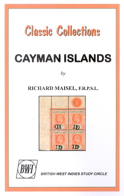 MAISEL R. Cayman Islands. - Classic collections series.