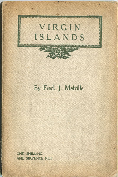 MELVILLE F.J. Virgin Islands.