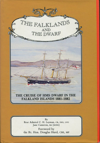 LAYMAN C.H. The Falklands and the Dwarf
