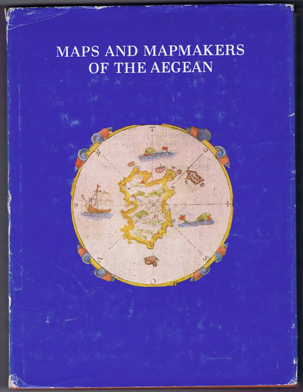 SPHYROERAS Vasilis Maps and Map-Makers of the Aegean.