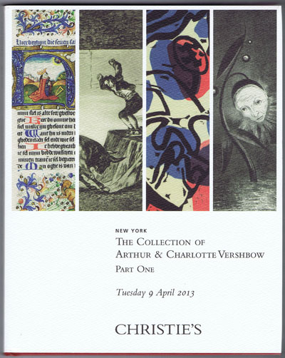 2013 (9-10 Apr) Collection of Arthur & Charlotte Vershbow.