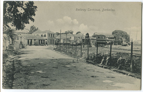 ANON Railway Terminus, Barbados. - No. 10 51247