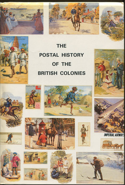 PROUD E.B. The Postal History of British Borneo