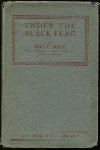 SEITZ D.C. Under the Black Flag.
