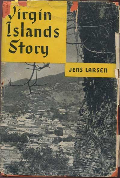 LARSEN Jens Virgin Islands Story