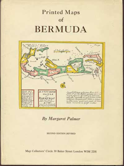PALMER Margaret Printed Maps of Bermuda.