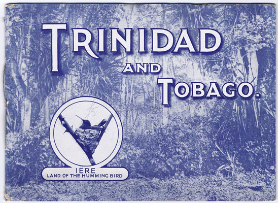 TRINIDAD Trinidad and Tobago.