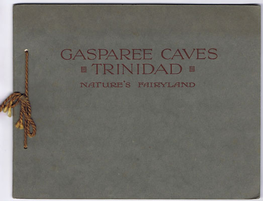 ANON Gasparee Caves Trinidad. - Nature