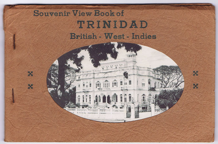 PECO Souvenir View Book of Trinidad. - British West Indies.