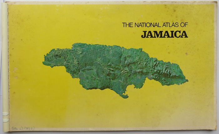 TOWN PLANNING DEPARTMENT The National Atlas of Jamaica