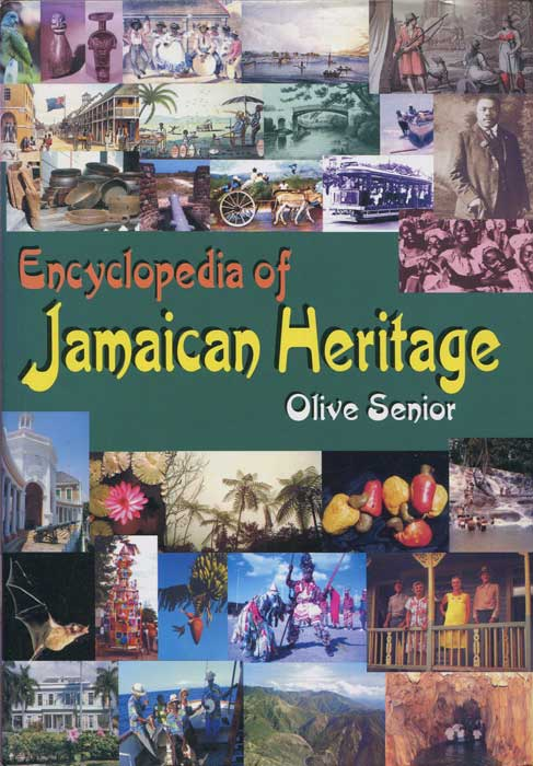 SENIOR Olive Encyclopedia of Jamaican Heritage