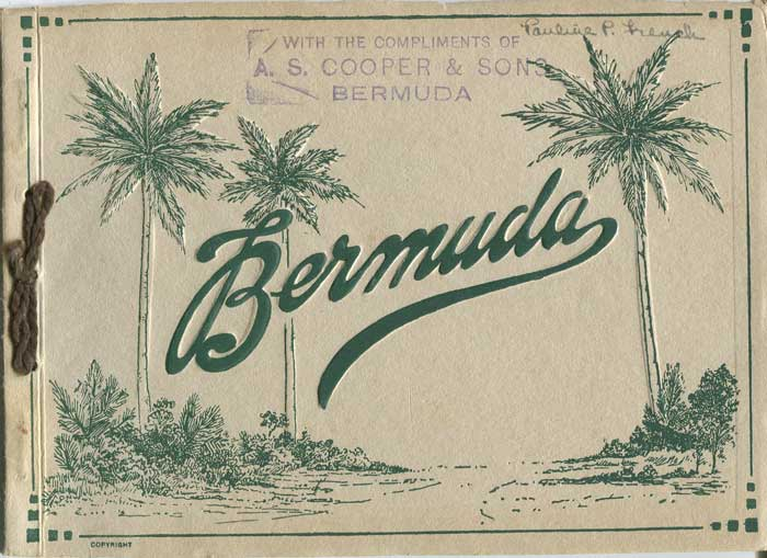 BUSHELL J.J. A little story about Bermuda. - Written for those who desire a brief and accurate narrative.