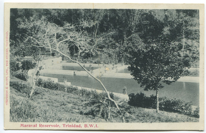 STEPHENS & SCOTT LTD Maraval Reservoir, Trinidad, B.W.I.