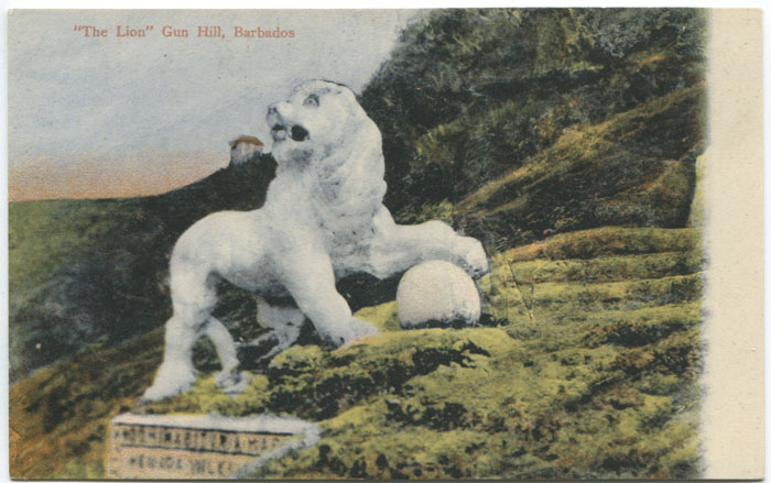 J.R.H. SEIFERT & CO The Lion, Gun Hill, Barbados.