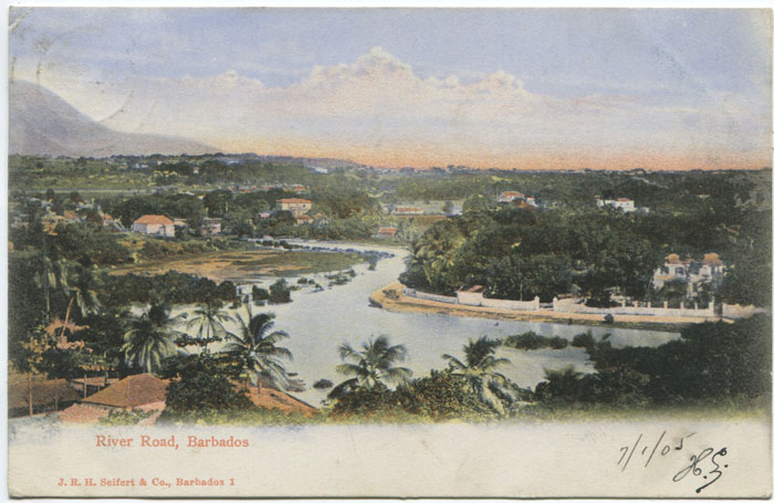 J.R.H. SEIFERT & CO River Road, Barbados.