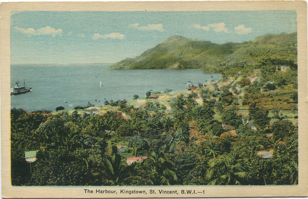 PECO The Harbour, St Vincent, B.W.I. - 1