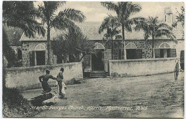 Montserrat West Indies Books Pennymead Com