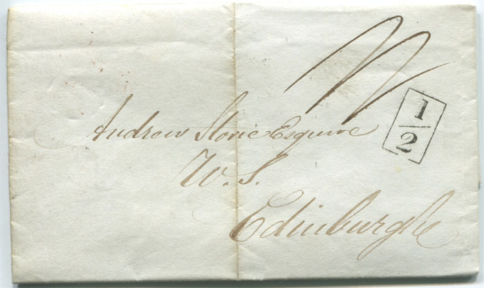 1836 (12 May) Cambelton boxed
