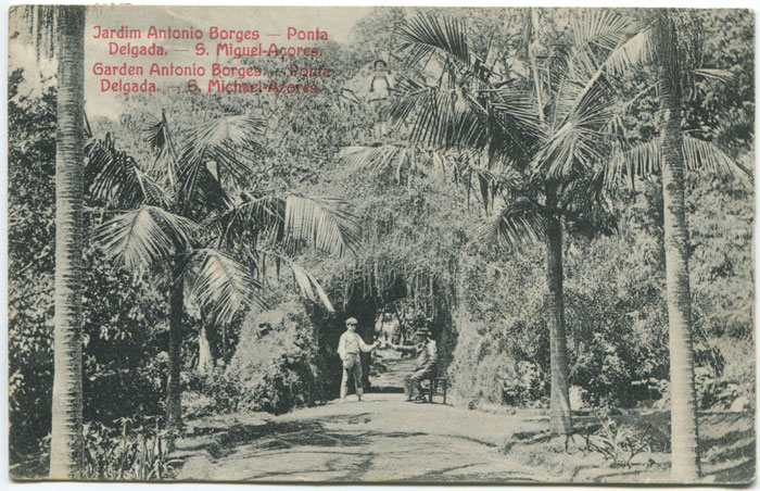 1912 ROXBOROUGH TOBAGO cds postmark on 1912 postcard