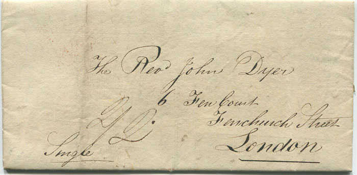1833 (4 Jan) EL from Kingston, Jamaica to London