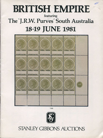 1981 (18-19 Jun) British Empire featuring the J.R.W. Purves South Australia.