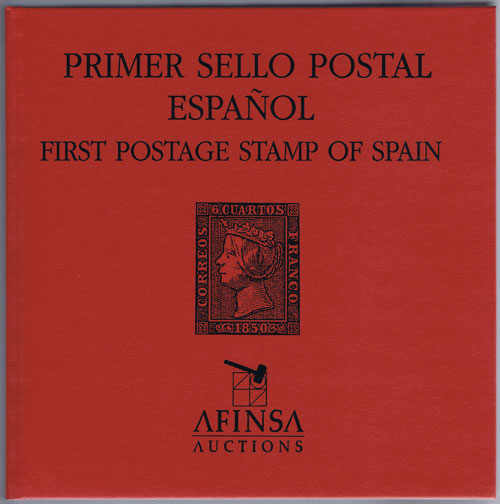1997 (4 Nov) First Postage Stamp of Spain collection.