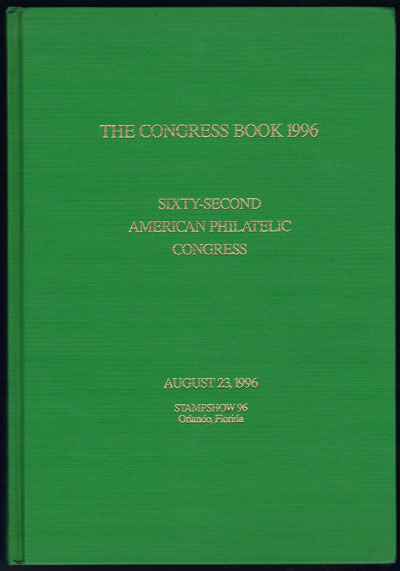 HEALEY Barth (Ed) The Congress Book 1996.