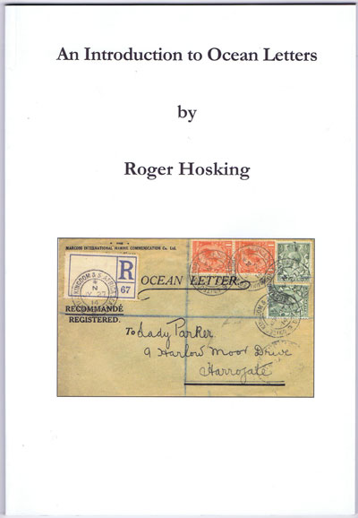 HOSKING Roger An introduction to Ocean Letters.