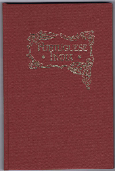 HARRISON Gilbert and NAPIER F.H. Portuguese India with notes and publishers