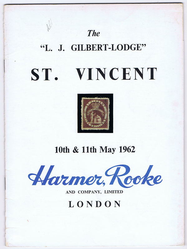1962 (10-11 May) L.J. Gilbert-Lodge St Vincent.