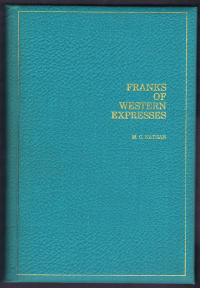 NATHAN M.C. Franks of Western Expresses.