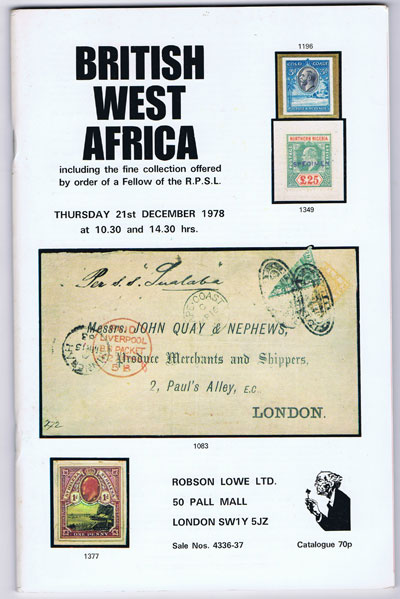 1978 (21 Dec) British West Africa