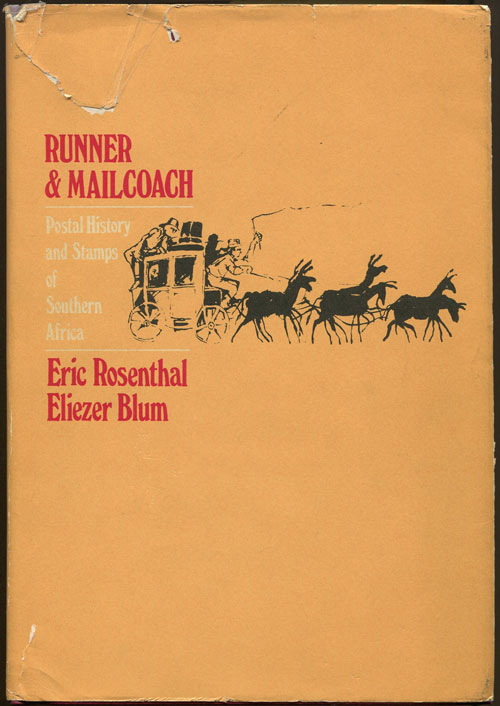 ROSENTHAL E. and BLUM E. Runner and mailcoach. -