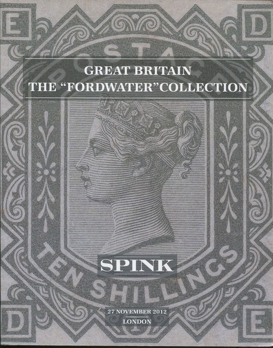 2012 (27 Nov) Great Britain. The Fordwater Collection.