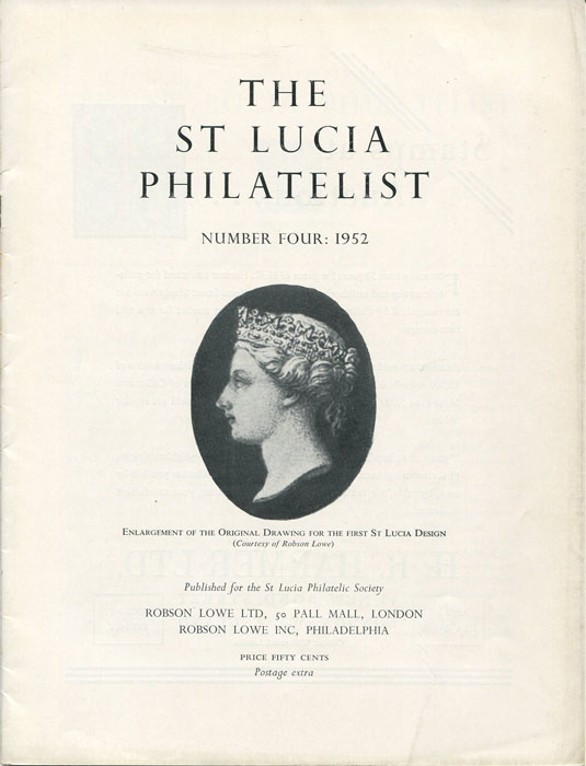 ANON The St Lucia Philatelist. - Number Four