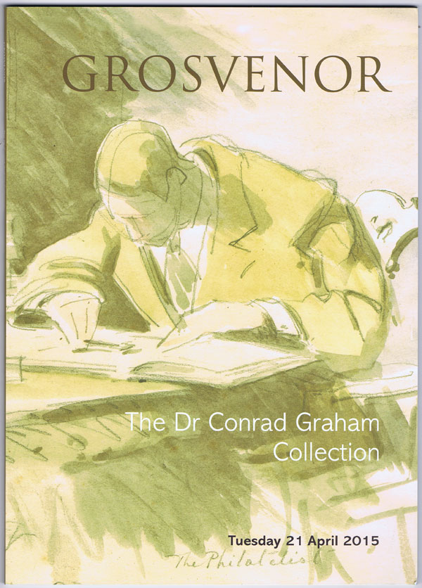 2015 (21 Apr) Dr Conrad Graham collection.