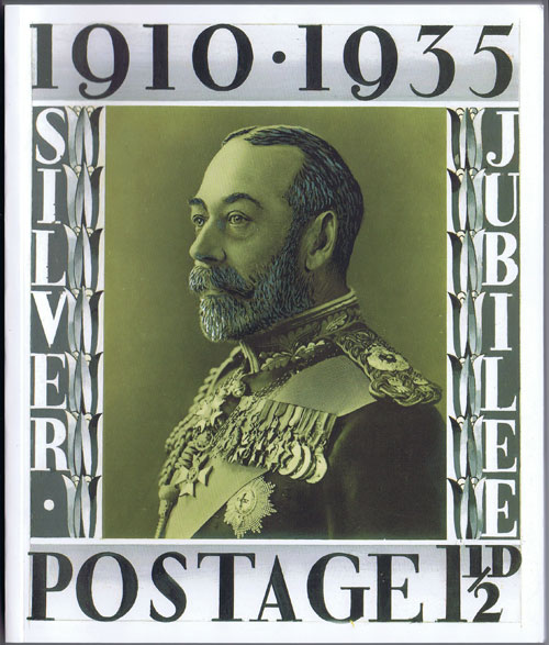 MUIR Douglas N. George V and the GPO: Stamps, Conflict & Creativity.