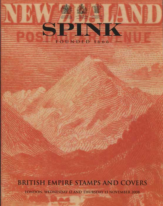 2008 (13 Nov) British Empire stamps and covers