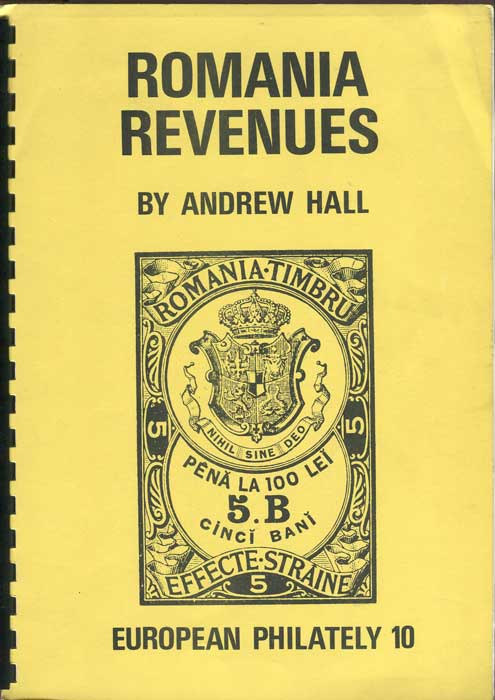 HALL Andrew Romania Revenues