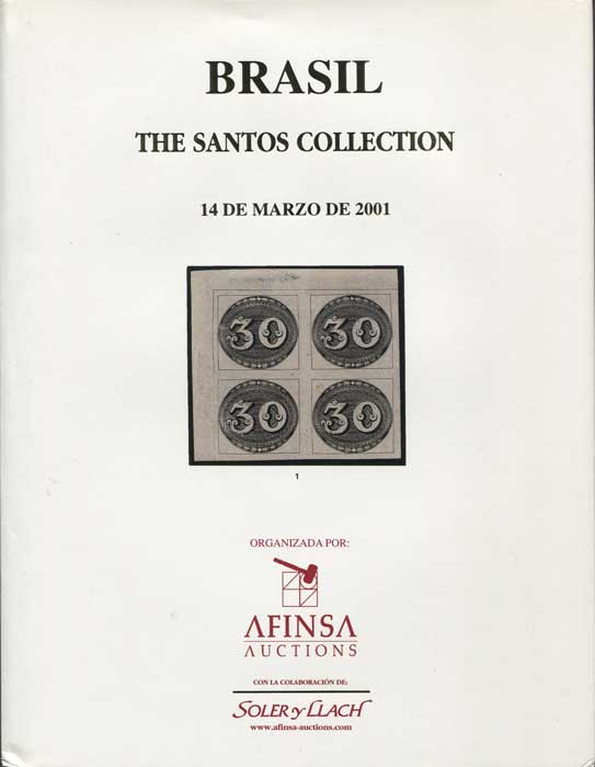 2001 Brazil. The Santos Collection.