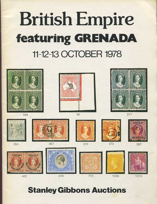 1978 (11-13 Oct) British Empire featuring Grenada