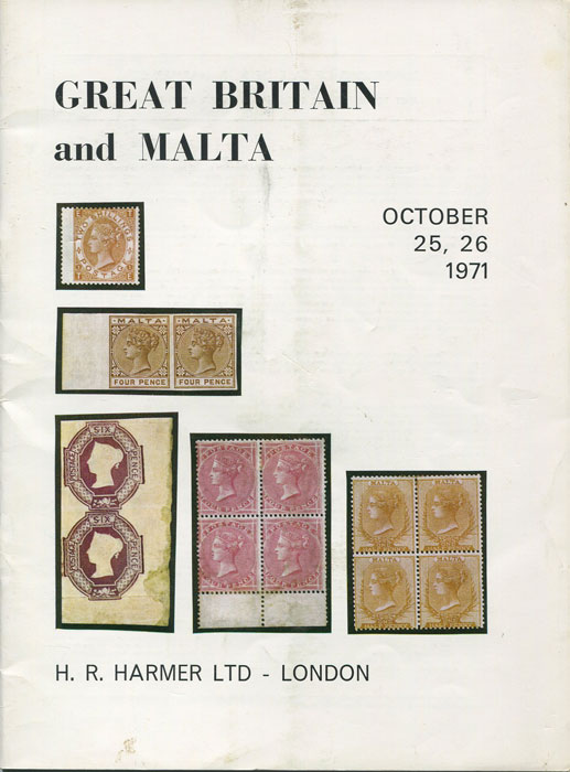 1971 (25-26 Oct) Great Britain and Malta