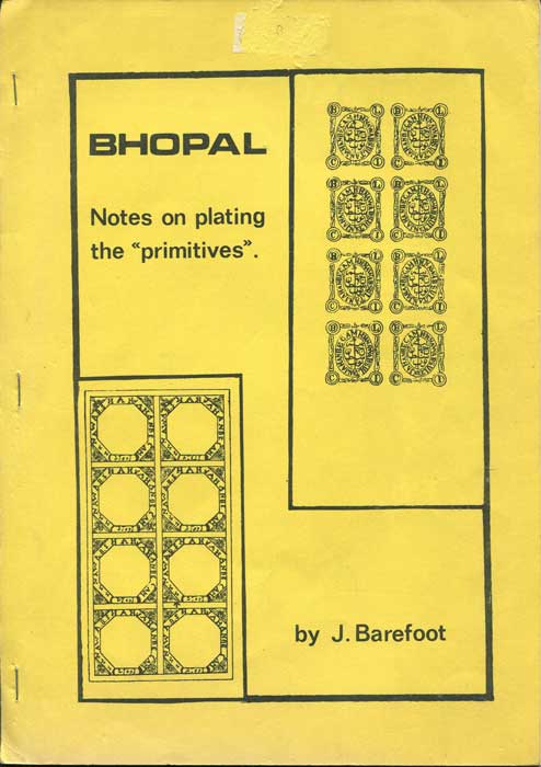 BAREFOOT John Bhopal. Notes on plating the primitives